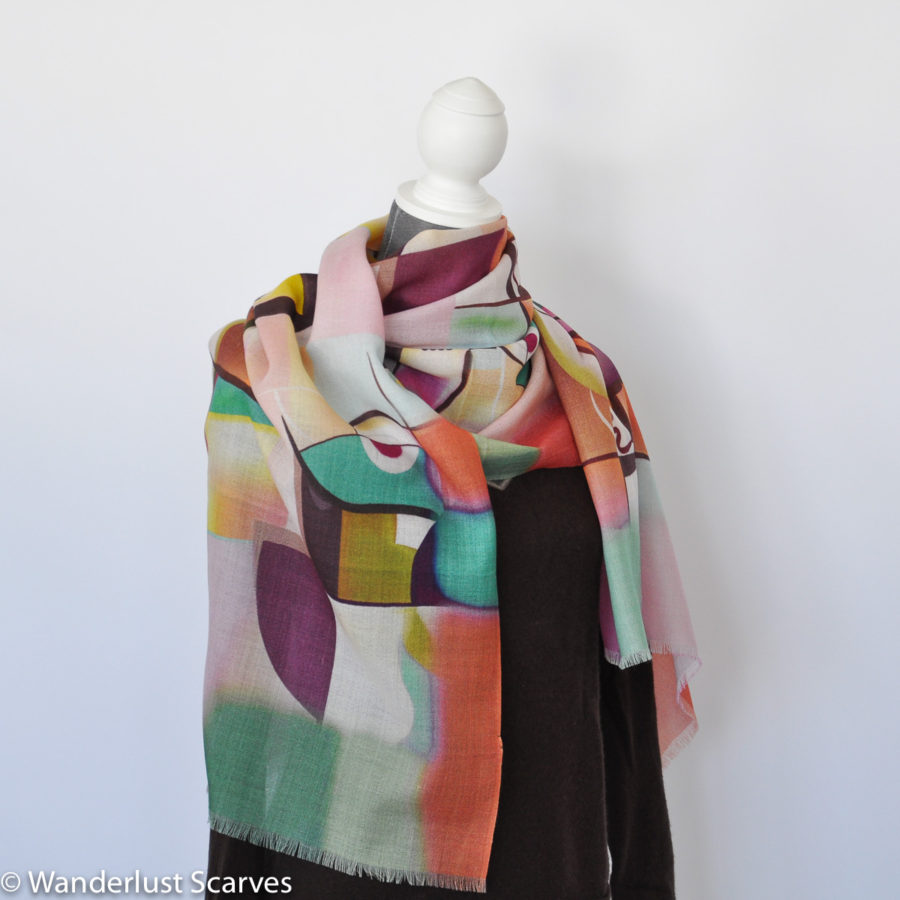 Superfine Wool Oblong
