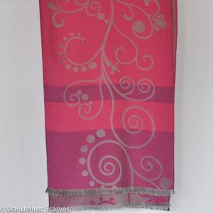 Thai Swirls soft rayon