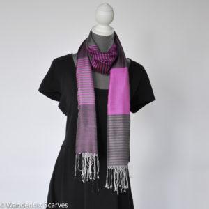 Thai Silk Stripe
