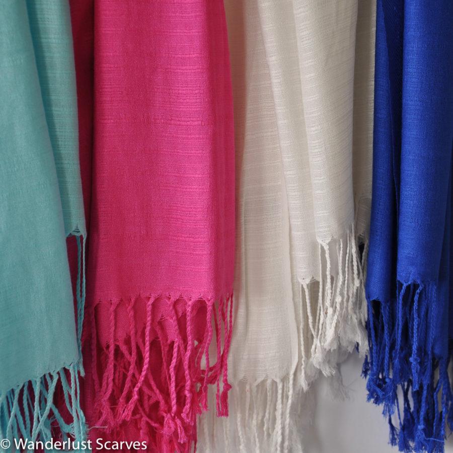 Soft Textured Thai Silks