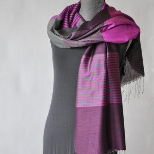 Striped Thai Silk