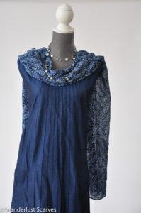 Linen Indigo from Bali