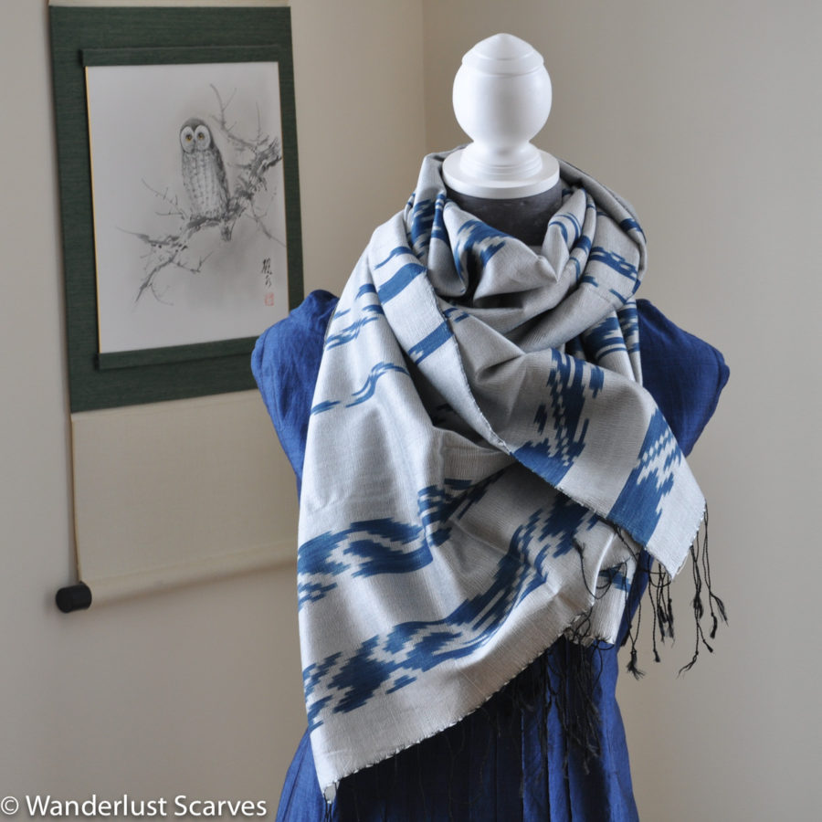 Handwoven Thai Ikat