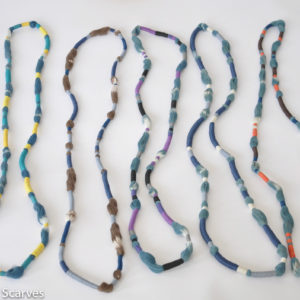Handmade Traditional Ikat Necklace