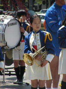 Japanese Girl at Hiroshima