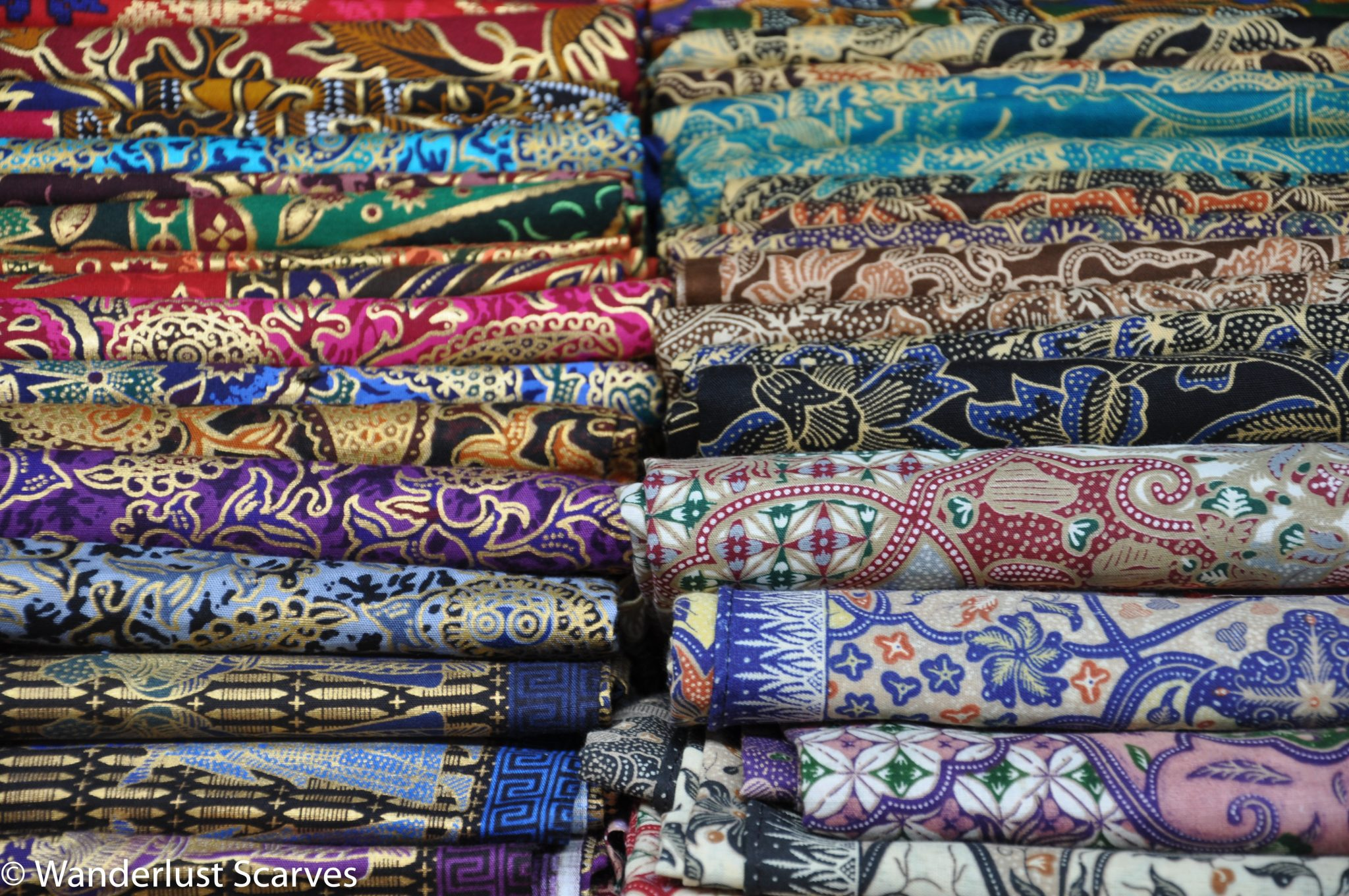 Market Sarongs