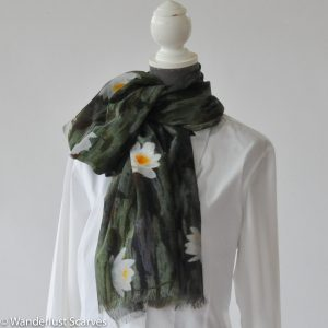Waterlily by John Alexander Silk & Cotton
