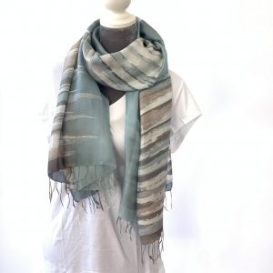 Artist Designed Luxurious Pure Silk Scarves